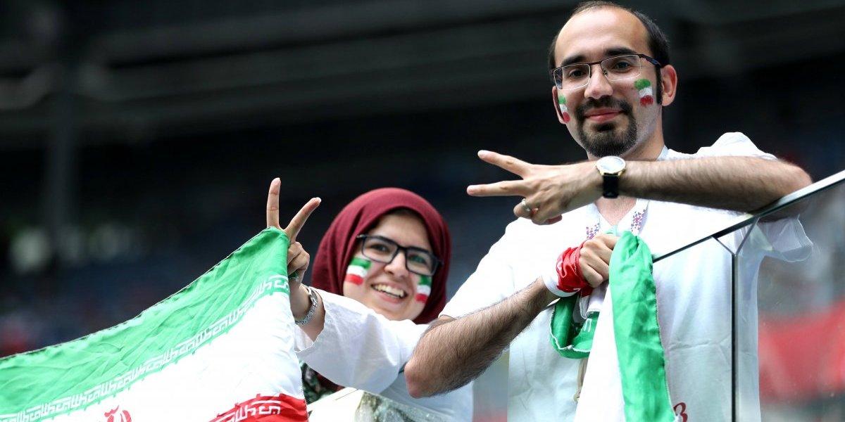 Irán prohibe ver partidos del Mundial en espacios públicos