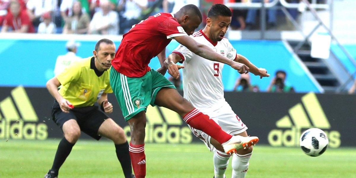 Así vivimos la sorpresiva victoria de Irán ante Marruecos en el inicio del Grupo del Mundial Rusia 2018