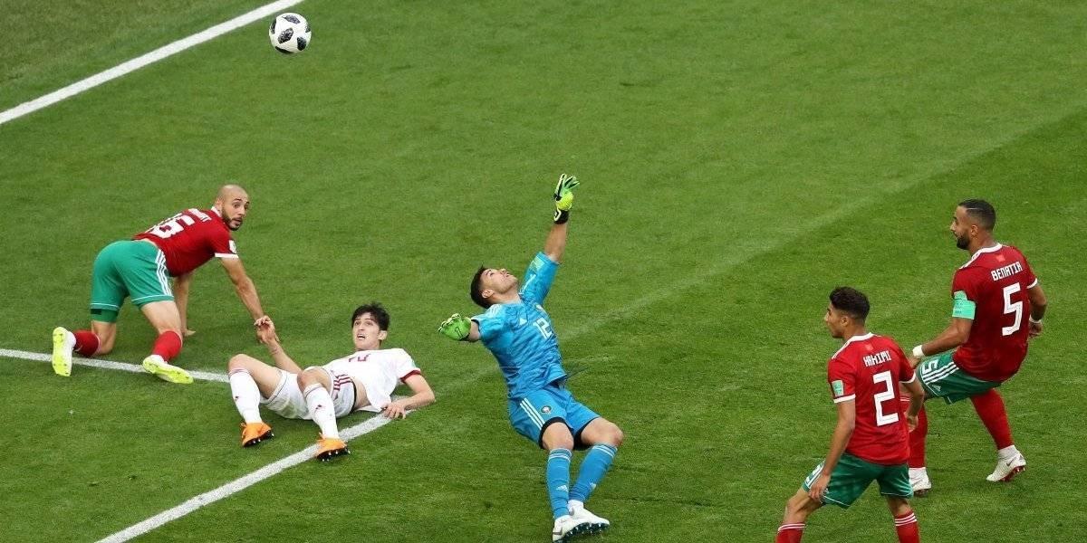 Irán triunfa con autogol de Marruecos en debut del Mundial Rusia 2018