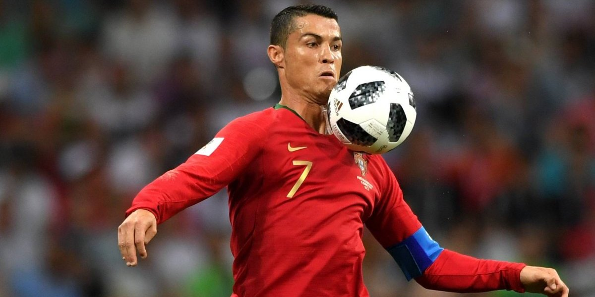 Cristiano Ronaldo, elegido el hombre del partido con su Hat-Trick