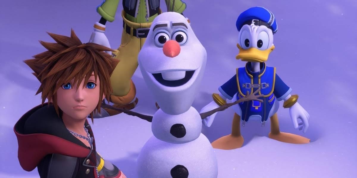 Kingdom Hearts III se retrasó hasta 2019 por motivos comerciales