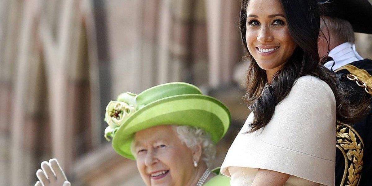 ¿Más delgada? Meghan parece encaminarse al mal de la extrema delgadez de la Realeza