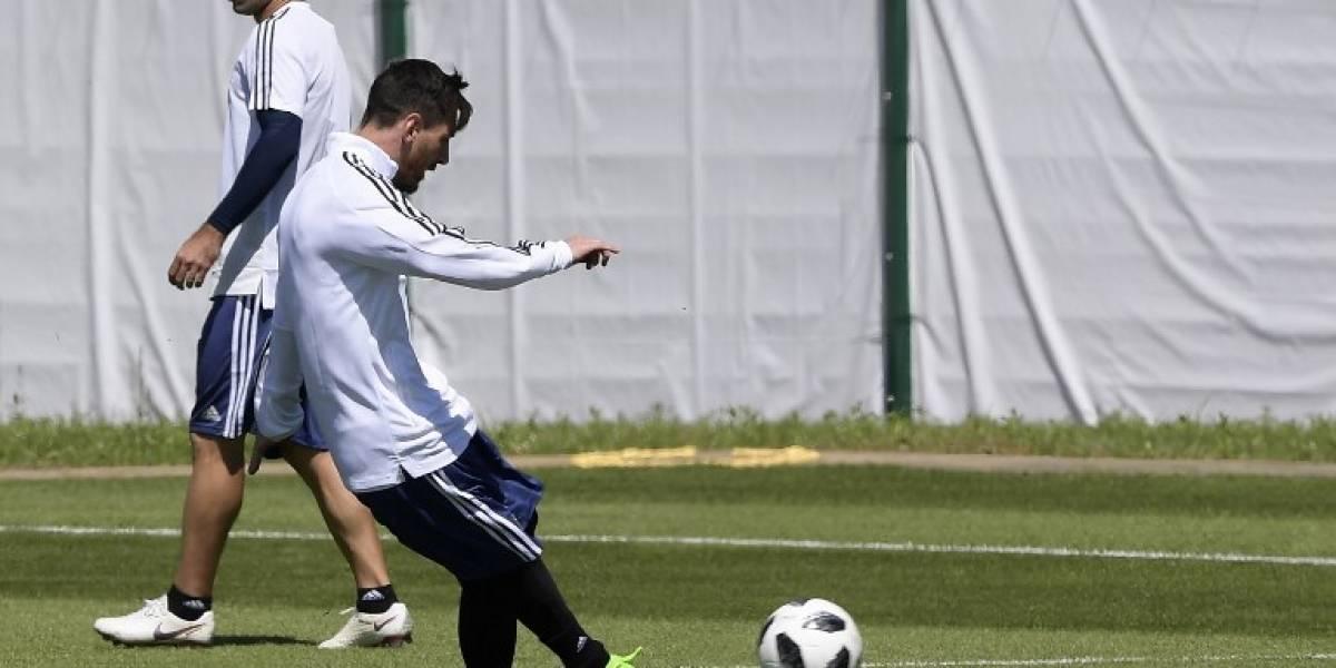 La Argentina de Messi parte con la obligación de vencer a Islandia