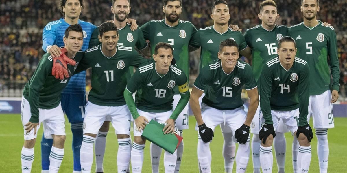Cuándo, a qué hora y cómo ver los partidos de México en el Mundial de Rusia