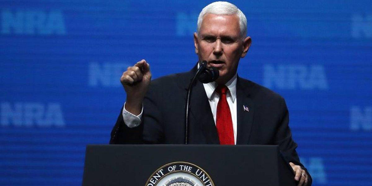 Además de migración, ¿qué otros temas podrían abordarse en reunión de Pence con el Triángulo Norte?