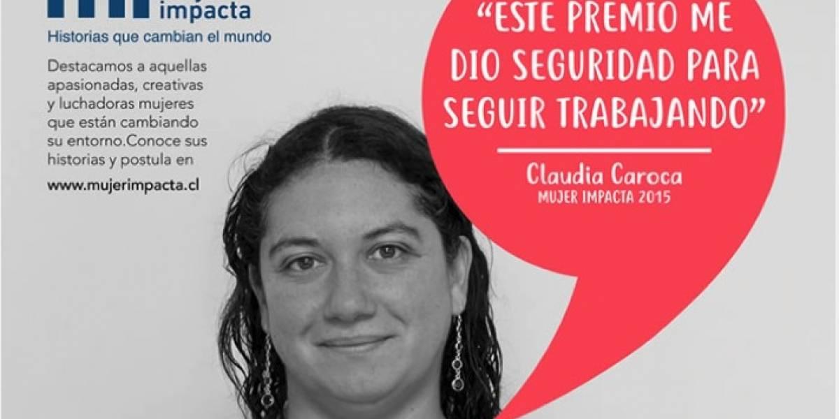 ¿Te atreves a cambiar el mundo?: Inscríbete en Premio Mujer Impacta 2018