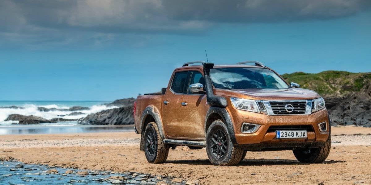 Nissan da un paso más allá con la nueva Frontier Off-Roader AT32