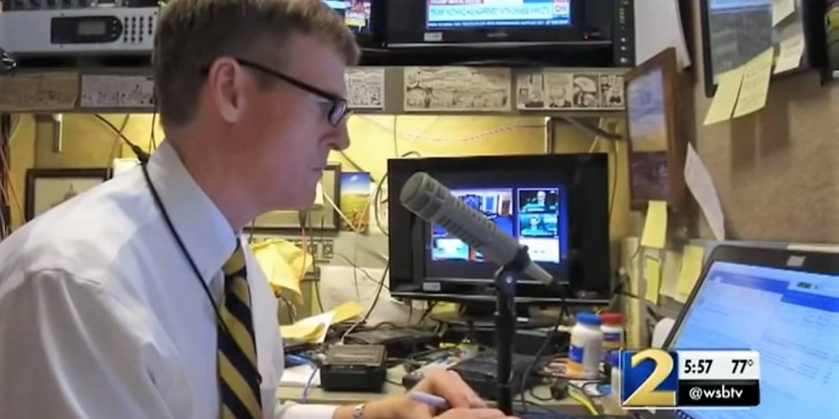 Video: Inteligencia artificial le devuelve la voz a conocido periodista