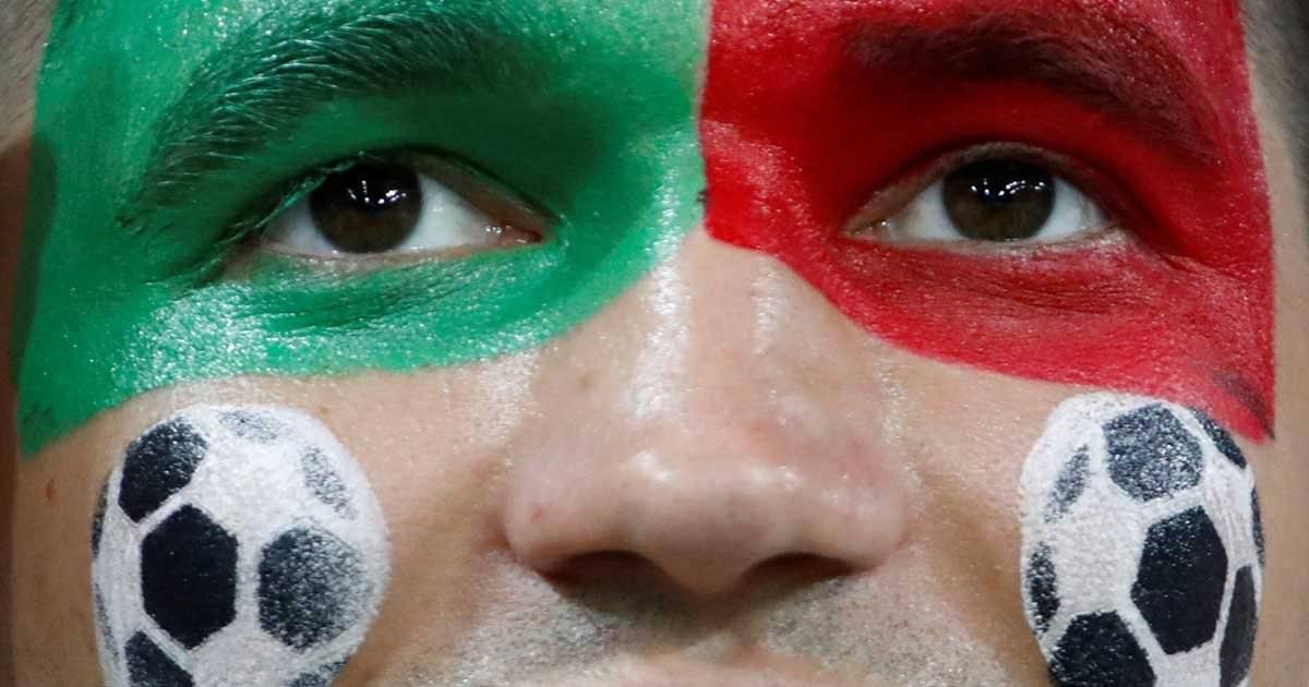 Torcedor de Portugal Reuters