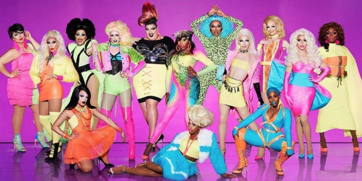 Estas son las 4 finalistas de RuPaul's Drag Race 10