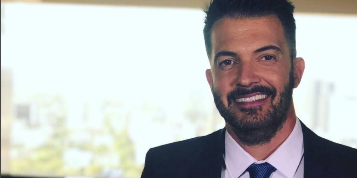 Reviven rumores de recaída de salud de Fernando del Solar
