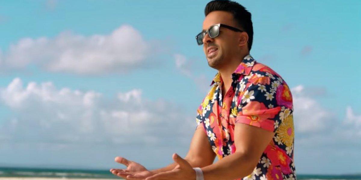 Fans de Luis Fonsi bailan en las redes su nuevo tema musical