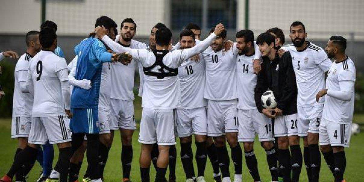Las fotos de la Selección de Irán que enloquecen las redes y arrancan suspiros