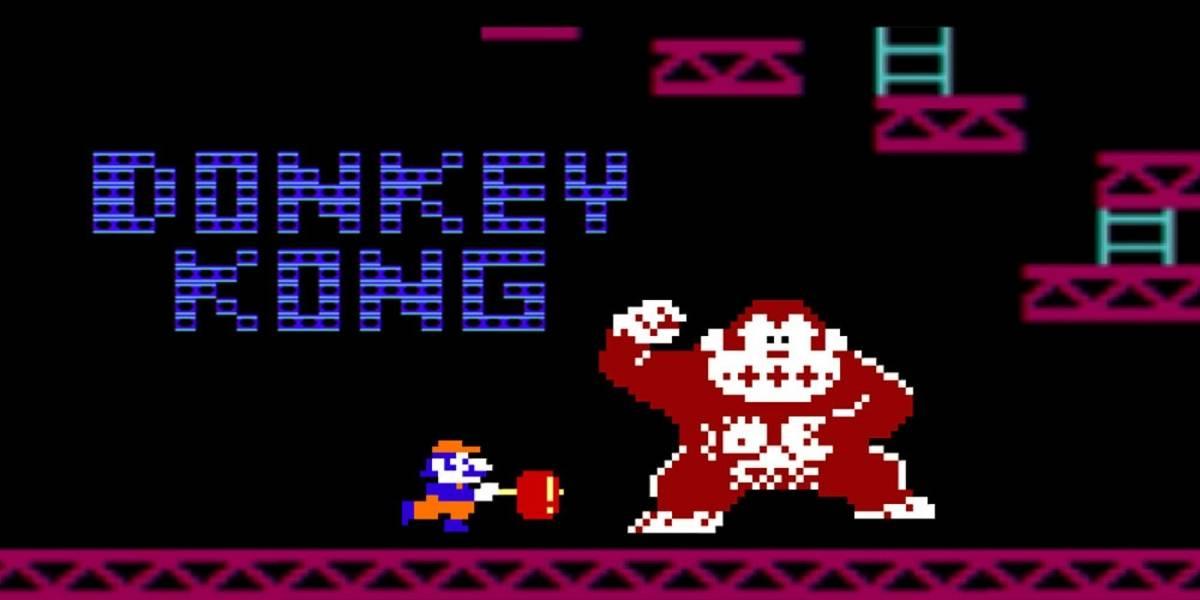 Nintendo lanza el Donkey Kong original y real en la Switch