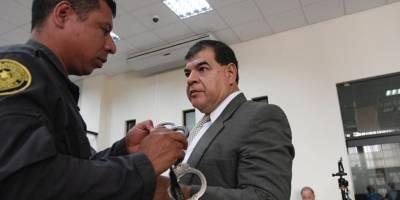 """Sindicados en el caso """"Manipulación de justicia""""."""