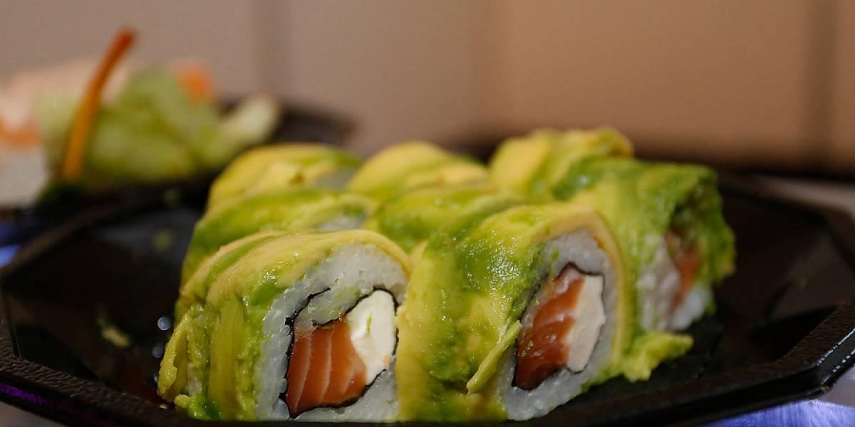 ¿Sorpresa? El 30% de los pedidos de comida a domicilio en Chile son de sushi