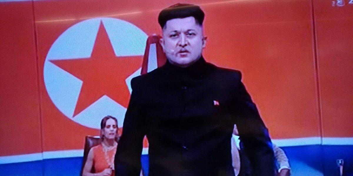 """Llegó ataviado de Kim Jong-Un: Yerko Puchento propuso a """"LadySoa"""" como ministra de educación"""