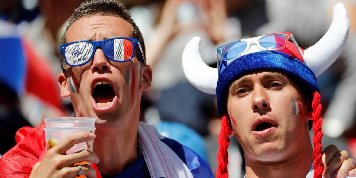 AO VIVO: França e Australia se enfrentam pelo grupo C