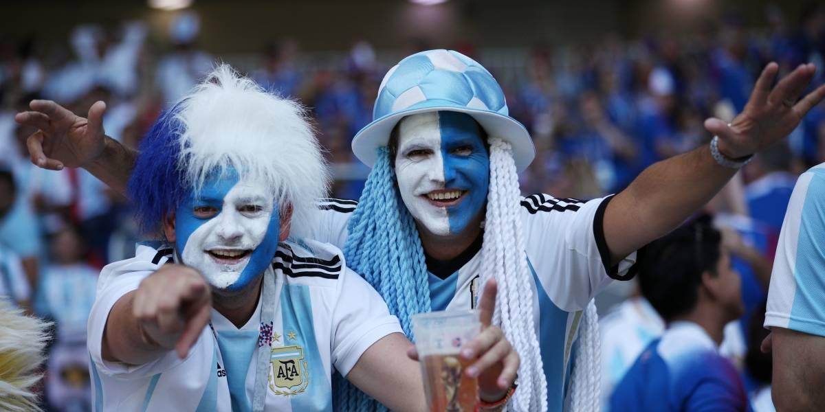 AO VIVO: Argentina e Islândia se enfrentam na Copa 2018