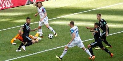 argentina x islandia