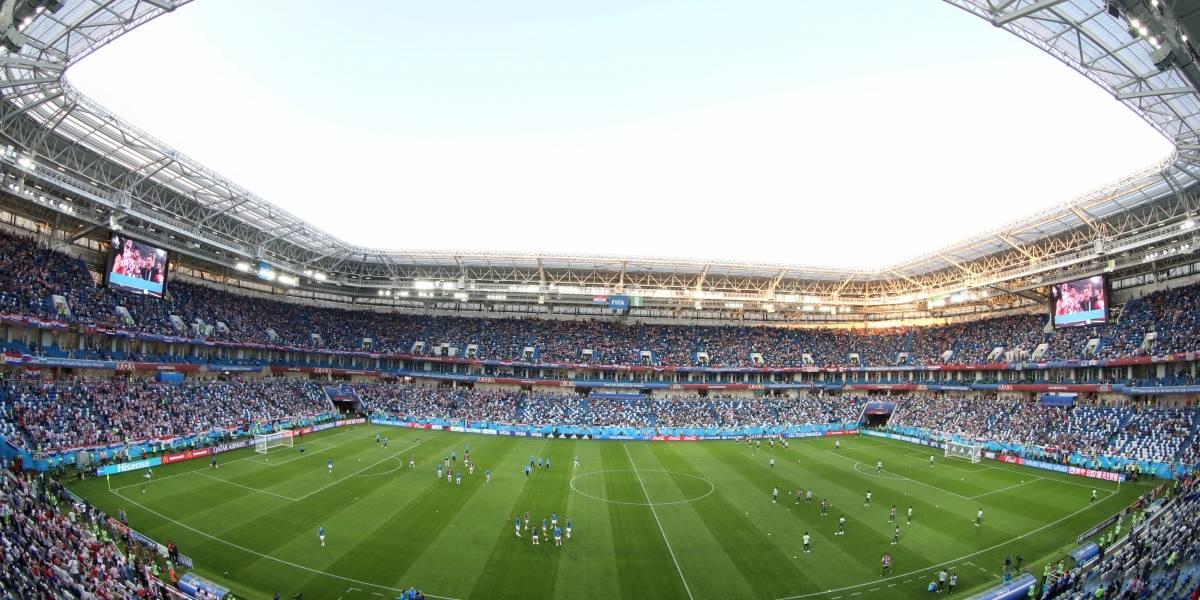 AO VIVO: Croácia x Nigéria se enfrentam pelo grupo D