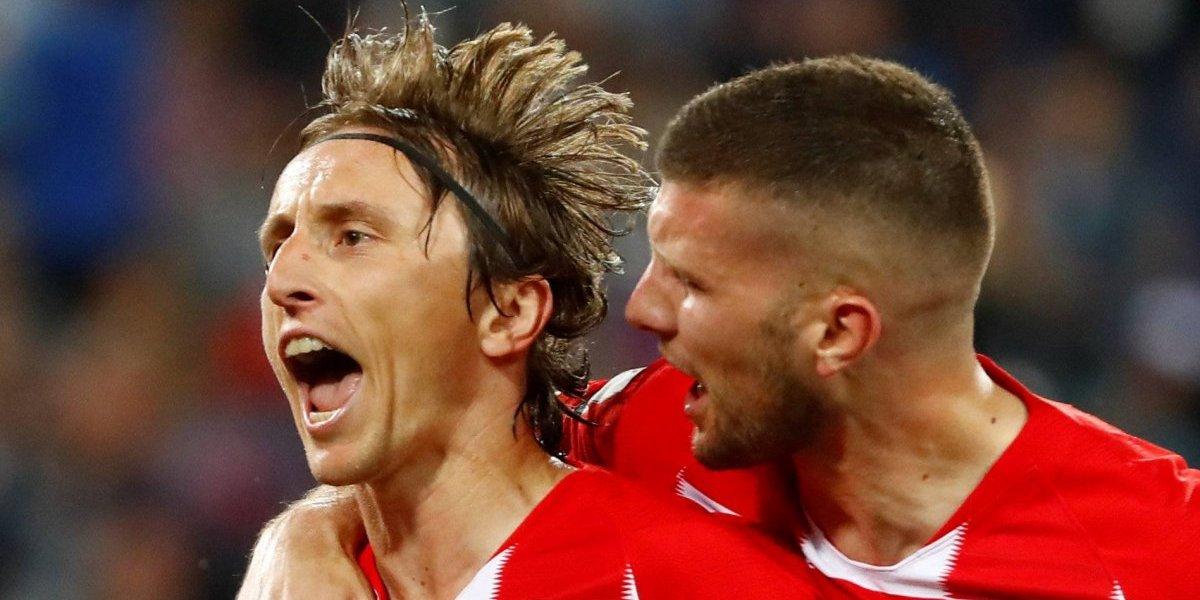 Copa 2018: Croácia vence a Nigéria por 2 a 0