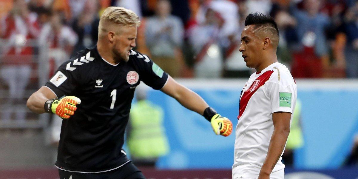 ¡Nocaut! Duro golpe le dio Dinamarca a Perú