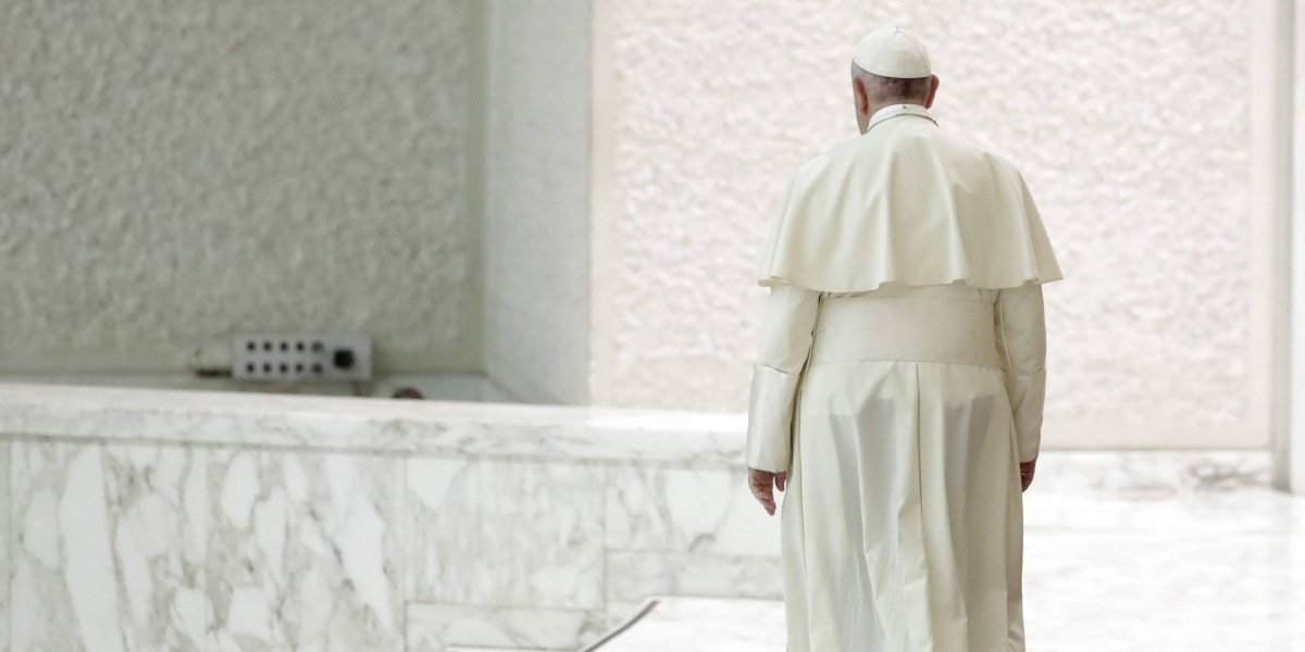 """Para el Papa Francisco, el aborto es """"como lo que hacían los nazis pero con guantes blancos"""""""