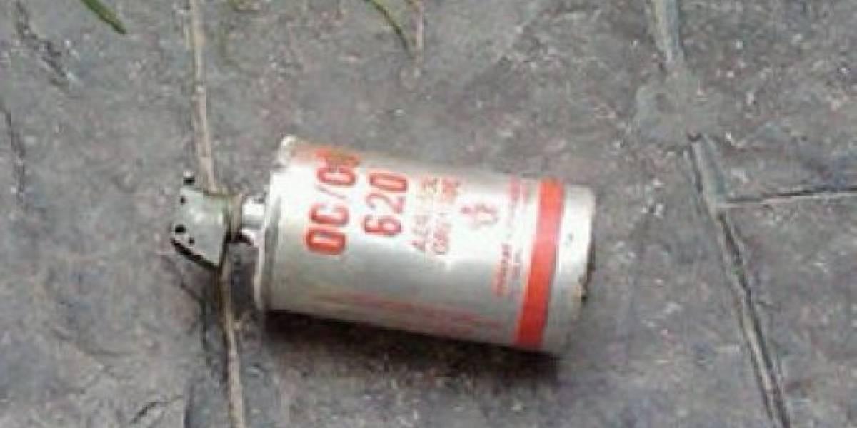 Bomba lacrimógena provoca 17 muertos en club nocturno
