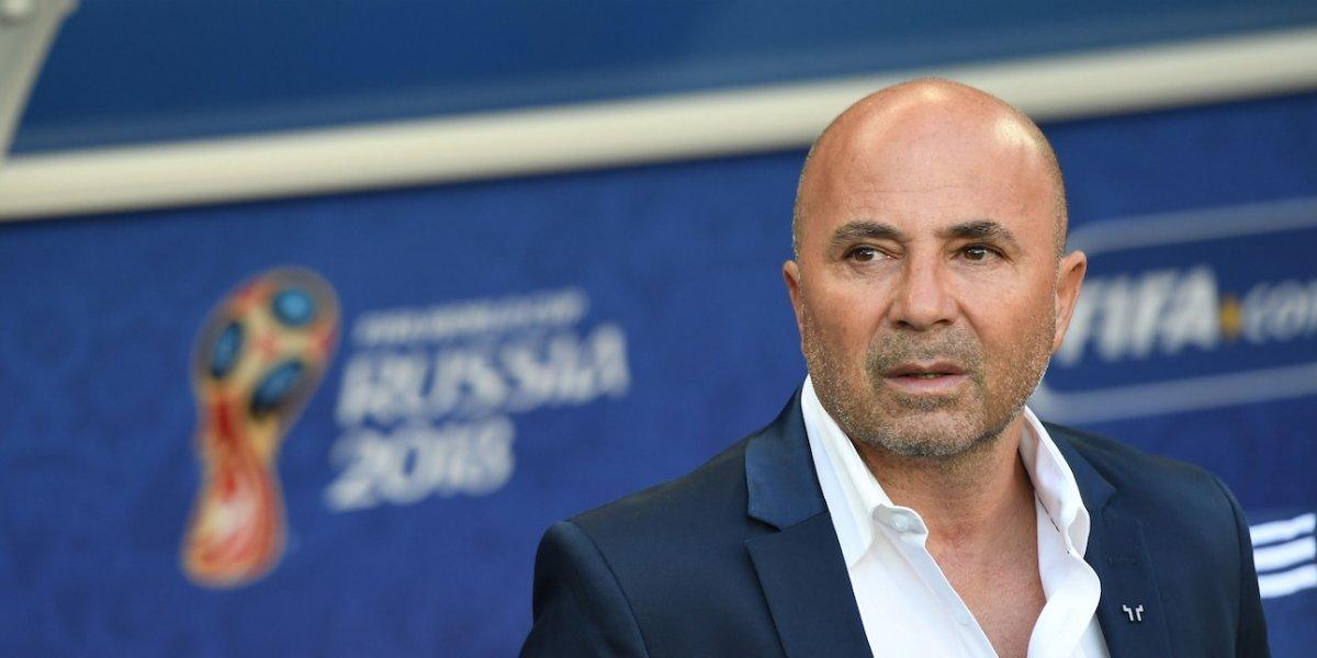 Sampaoli blanqueó por qué Armani no es titular en la triste selección Argentina