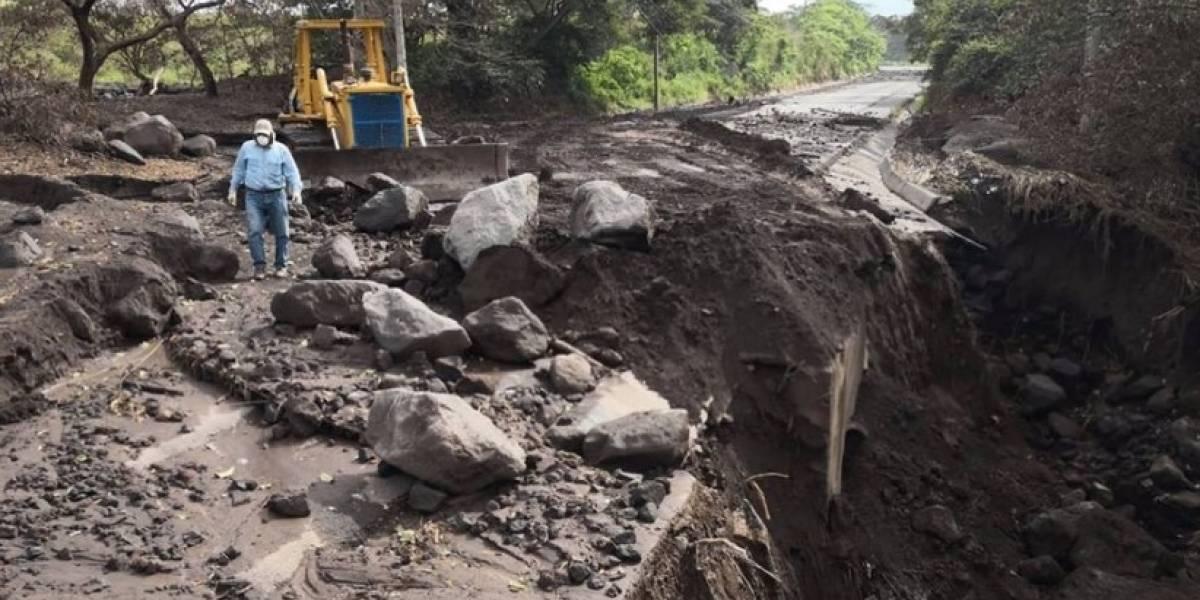Q3.5 millones es el monto de las donaciones recibidas por el gobierno, por la erupción del volcán de Fuego