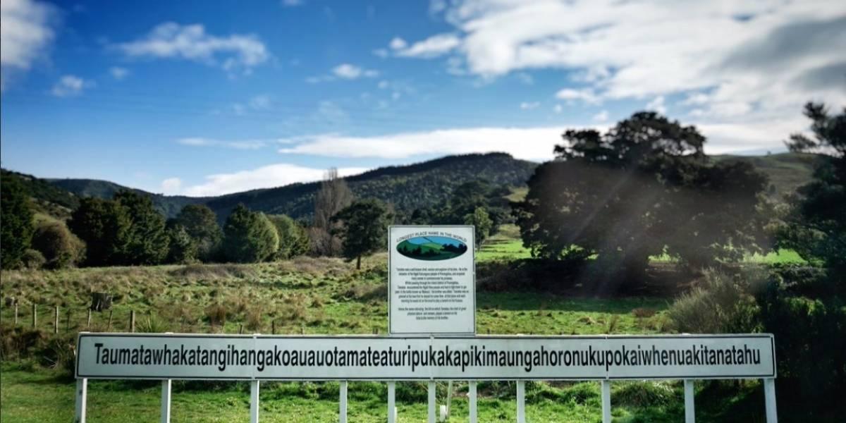 """""""El lugar en donde Tomatea, el hombre con grandes rodillas..."""": La colina con el nombre más largo del mundo imposible de pronunciar está en Nueva Zelanda"""