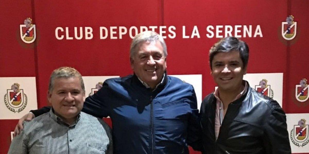 Sorpresa total: Luis Marcoleta es el nuevo DT de La Serena
