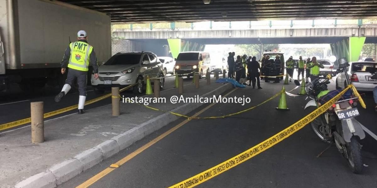 Fallece mujer en dos confusos accidentes en bulevar Liberación