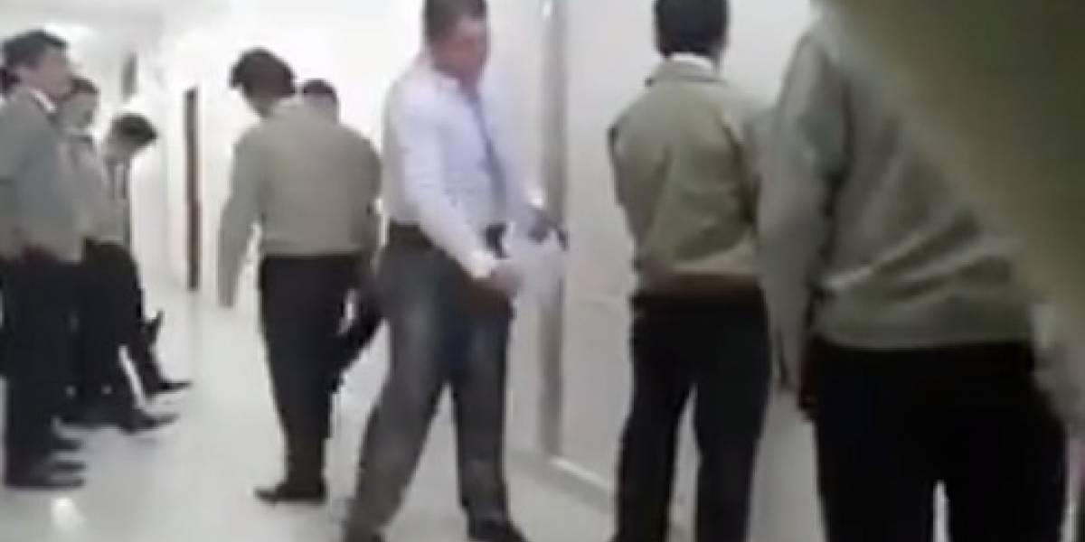 Video: Profesor del Colegio Mejía habría agredido a estudiantes