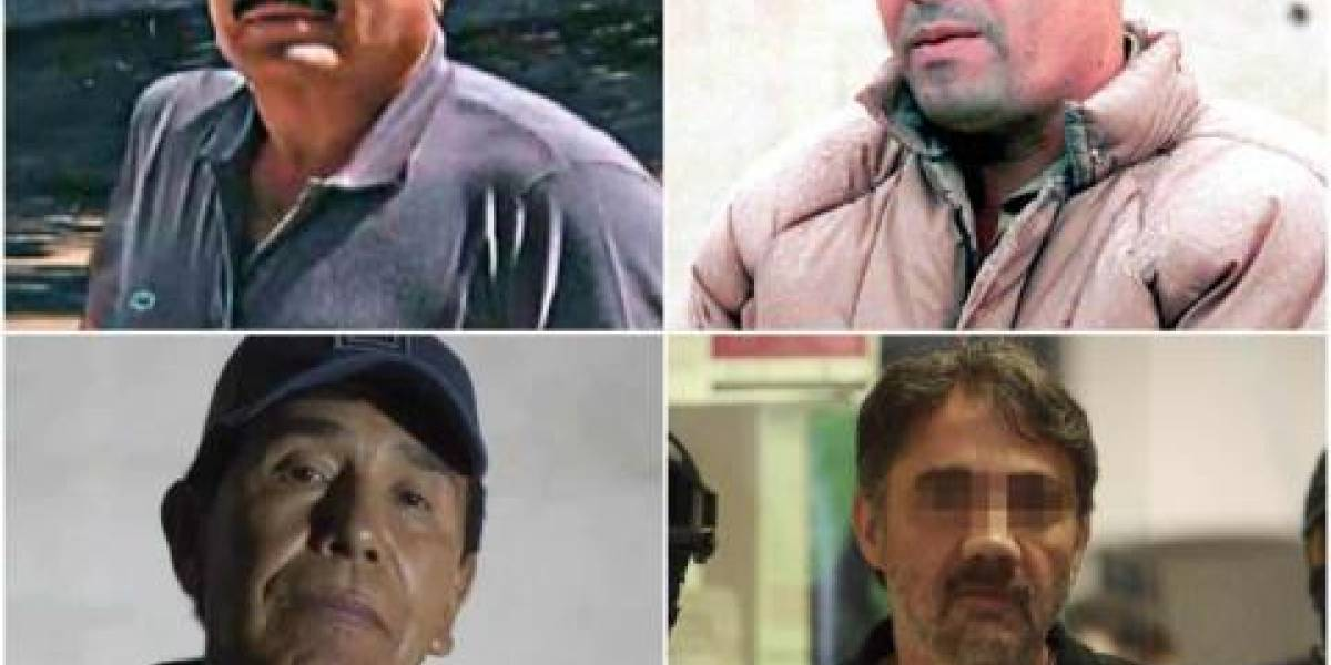 Estas son las 10 células más violentas del Cártel de Sinaloa