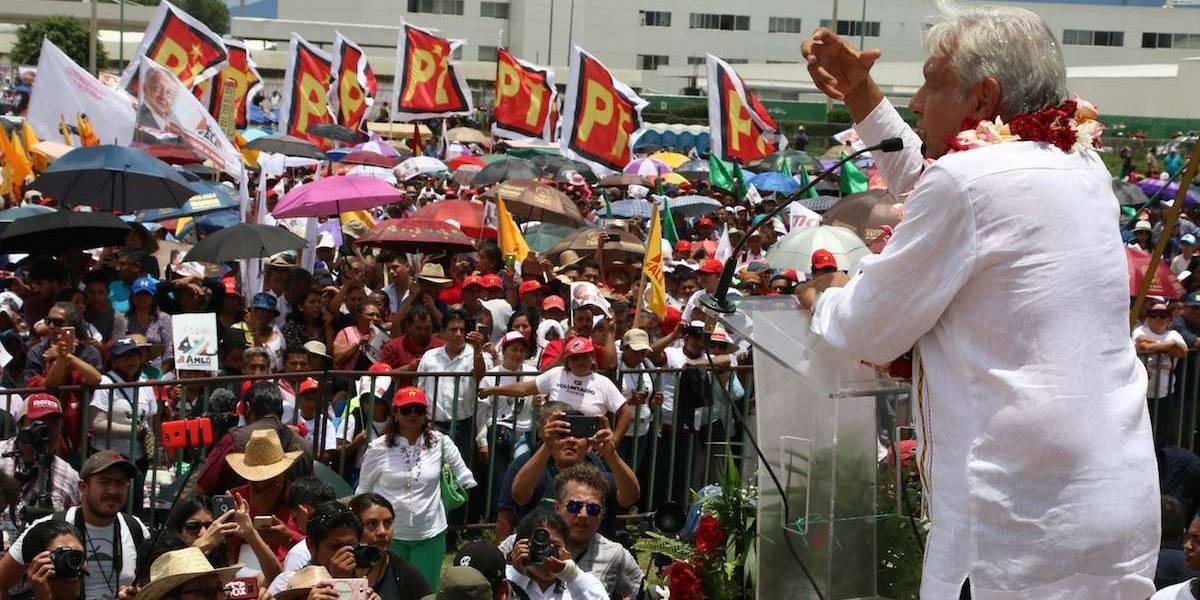 Maestros de la CNTE cumplen con su responsabilidad, dice López Obrador