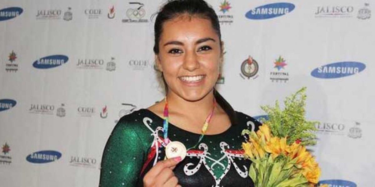 Mexicanas obtienen oro y bronce en gimnasia artística