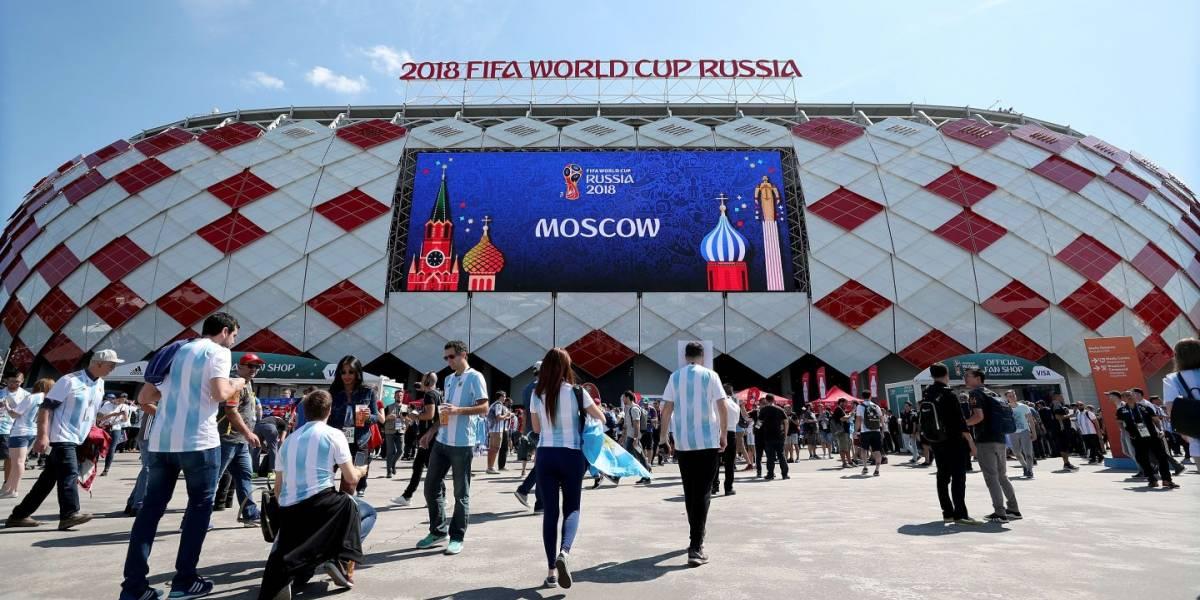 Famosos puertorriqueños muestran su fiebre por el Mundial Rusia 2018