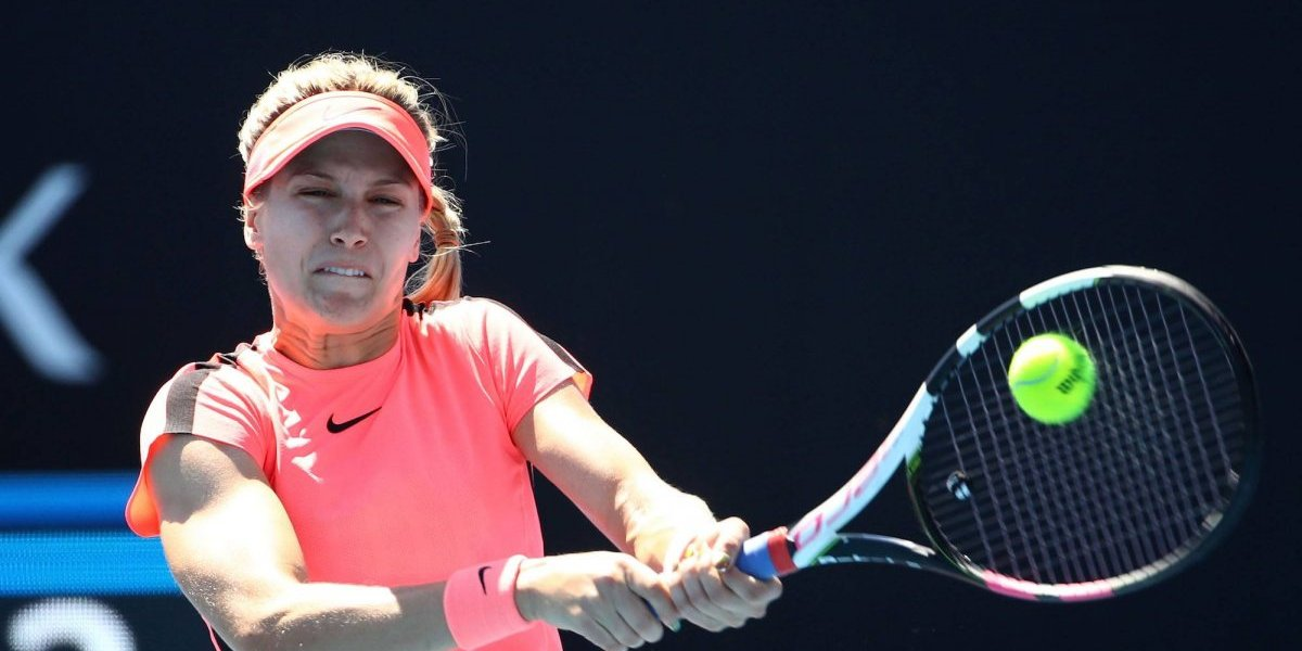 Eugenie Bouchard se desnuda previo al arranque de Wimbledon