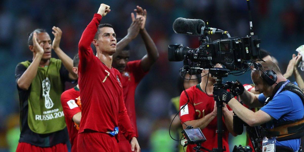 """El """"Dios Ronaldo"""" arrasó todas las portadas en Portugal tras su actuación gloriosa"""