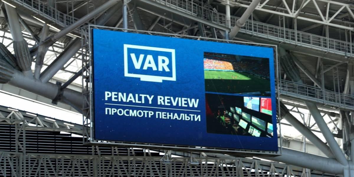 El VAR hizo historia al debutar en el Mundial de Rusia 2018 dándole un penal a Francia