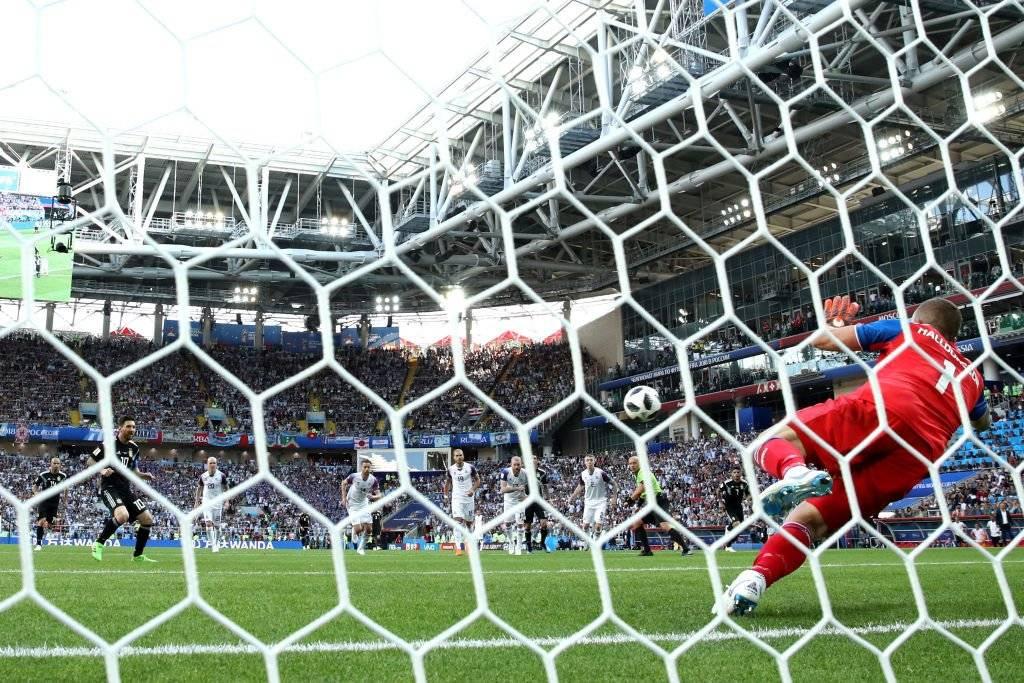 Qué dijo el técnico de Islandia sobre frenar a Lionel Messi