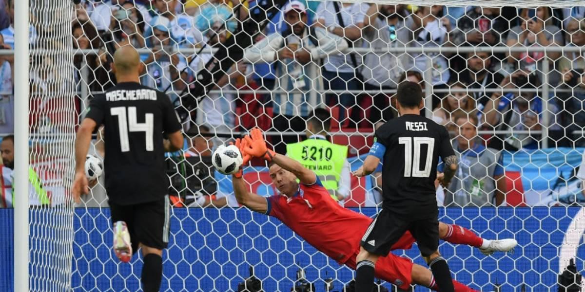 El gesto de Messi con hinchas argentinos en Rusia — Enorme