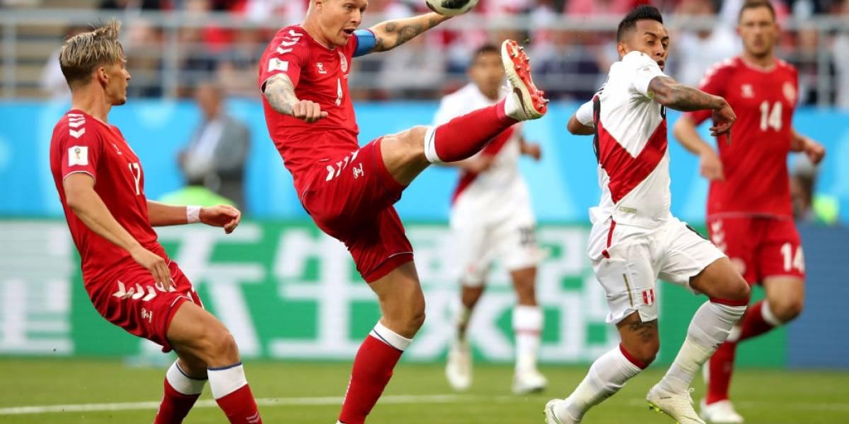 Así vivimos la dolorosa derrota de Perú ante Dinamarca en su retorno a un Mundial