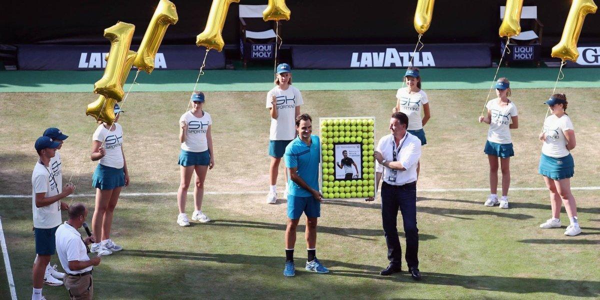 Roger Federer recupera el primer puesto de la ATP