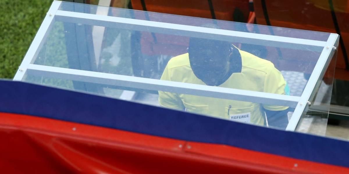 Triste retorno de Perú al Mundial