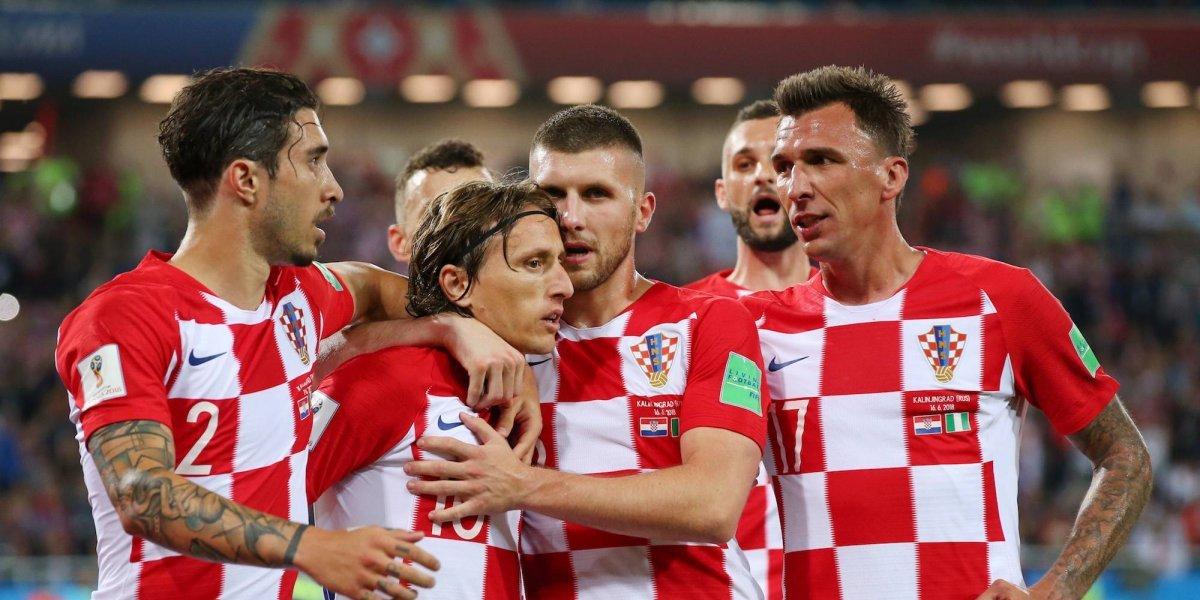 Croacia doblega a Nigeria e inicia con pie derecho en Rusia 2018