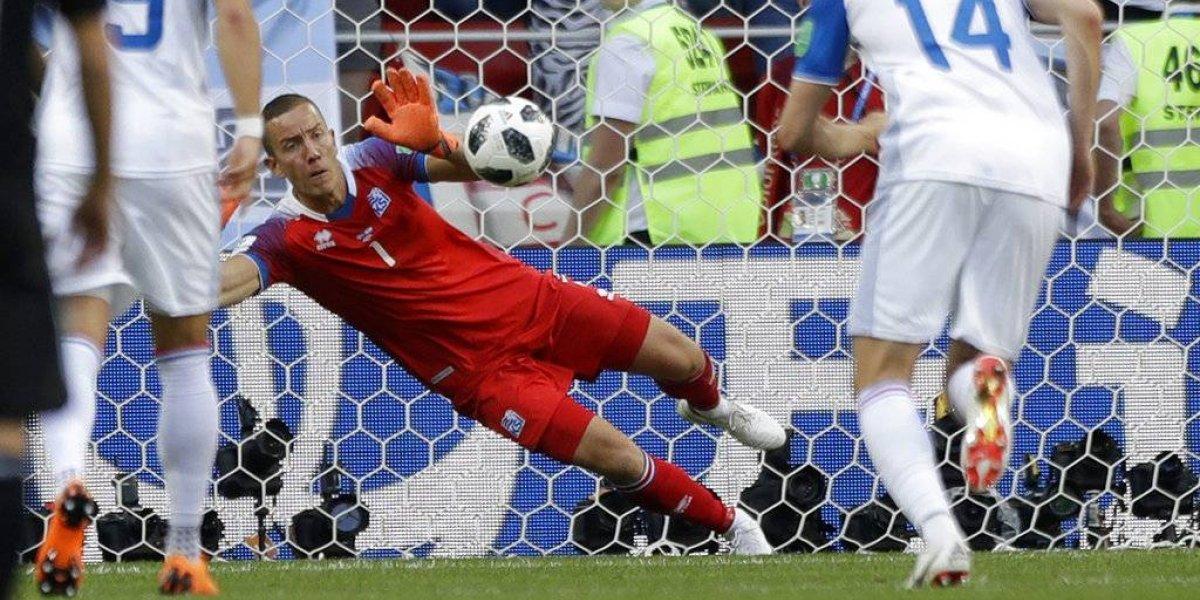 ¡De película! El portero que le atajó el penalti a Messi es director de cine