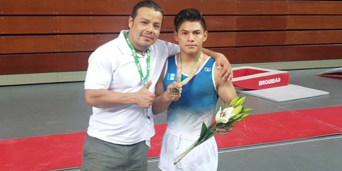 VIDEO. ¡Lo hizo de nuevo! Jorge Vega gana medalla de oro en el World Challenge Cup